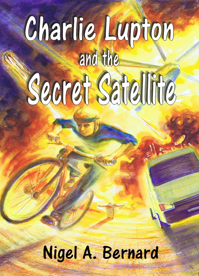 Charlie Lupton and the Secret Satellite
