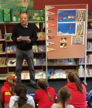 Nigel A. Bernard - Children's Author